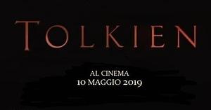 Il film su Tolkien in uscita il 10 maggio 2019